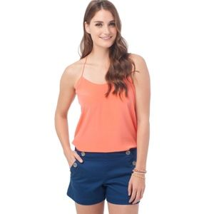 NWT SOUTHERN TIDE COLLECTION silk size 6 tank